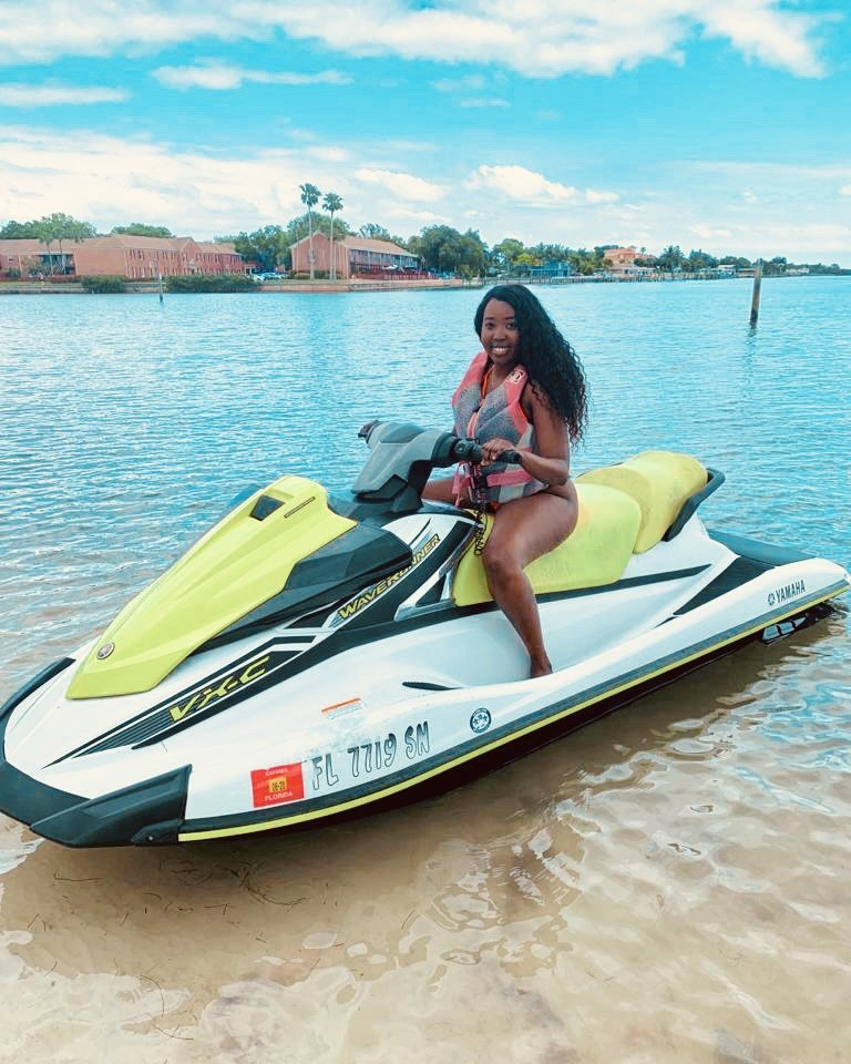 4. Island Jet Ski Adventures: Things To Do In Tampa Florida (Details & Free Activity List)
