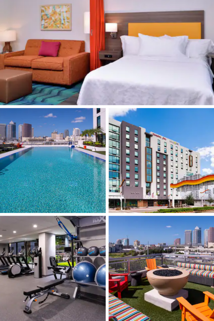 Home2 Suites by Hilton Tampa Downtown Channel District - Hotel Accommodations Tampa Florida