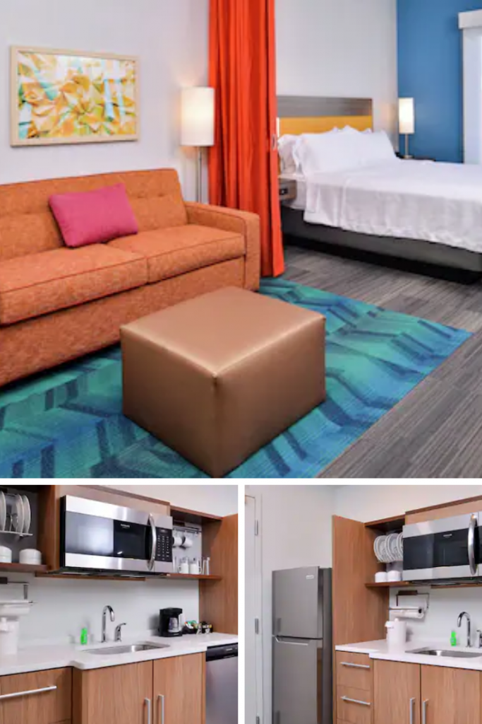 Home2 Suites by Hilton Tampa Downtown Channel District. - Studio Style Rooms
